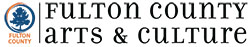 Fulton County arts & Culture logo