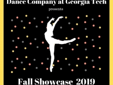 Dance Company at Georgia Tech Fall Showcase 2019