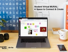 Student Virtual MURAL: A Space to Connect & Create
