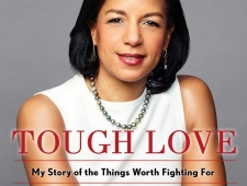 Book cover of Tough Love by Susan Rice