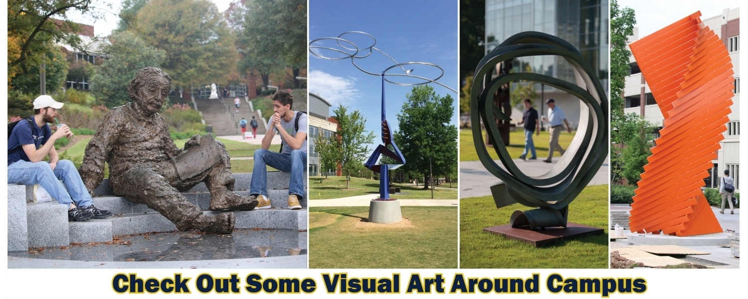 Visual art at Georgia Tech
